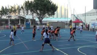 初中女子組(決) 乘翔體育會對東涌天主教學校 2015年11