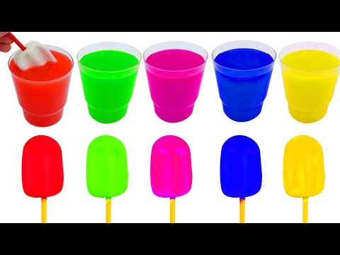 Thumbnail: DIY How to Make Play Doh Ice Cream Colorful – Learn Colors Cutting Fruits and Vegetables Kitchen Toy