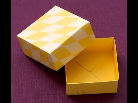 origami masu box 1