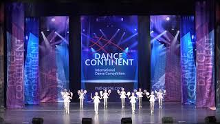 ✨ «Китайский танец» из балета П.И. Чайковского «Щелкунчик».