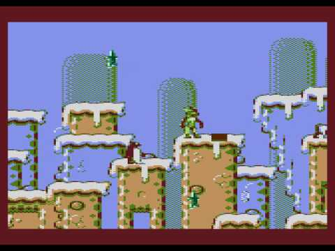 Hot & Cold Adventure - Atari 8-bit game