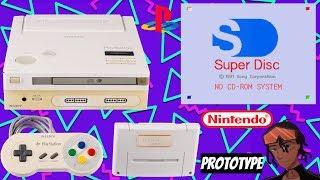 Super Nintendo/PlayStation Prototype Super Disc System Cartridge Boot ROM (Bios v0.95) #SNES #Rare