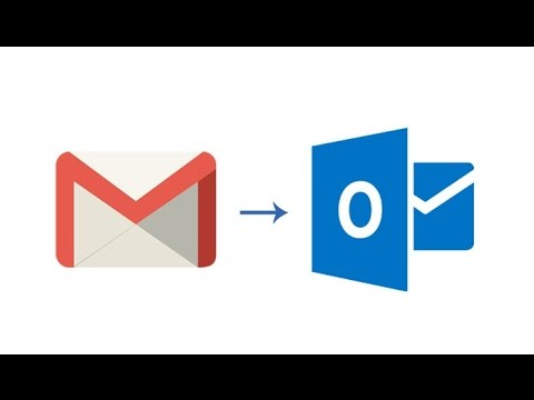 Add google mail account to outlook