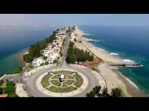 DJI Angola - Lobito - Ponta da Restinga