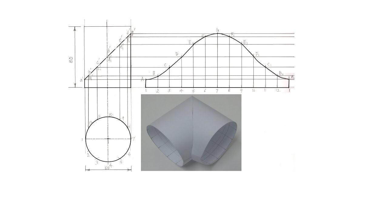 Development of a Sectioned Cylinder