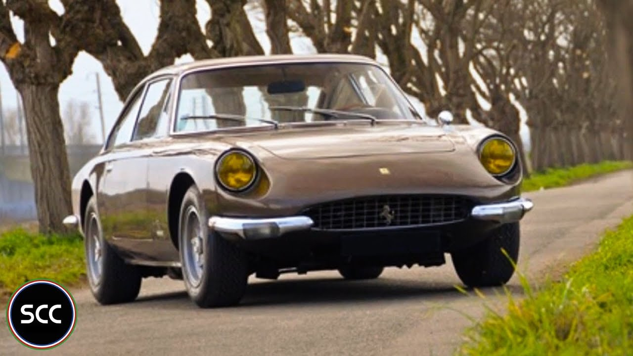 Ferrari 365 gt 22 1969 full test drive in top gear v12 engine ferrari 365 gt 22 1969 full test drive in top gear v12 engine sound scc tv youtube vanachro Image collections