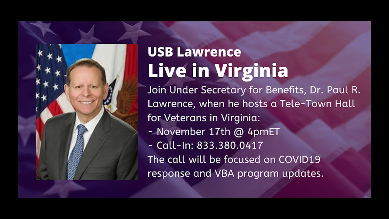 2020 VBA Tele-Town Hall_VIRGINIA 3
