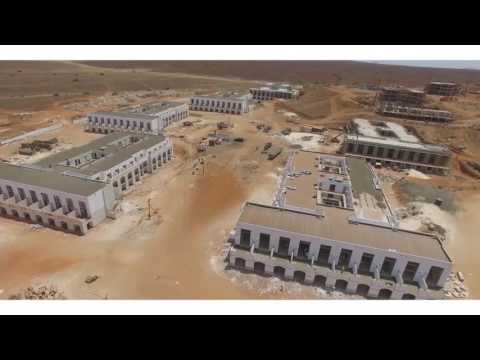 White Sands Hotel & Spa Construction Update - May 2017 - The Resort Group PLC