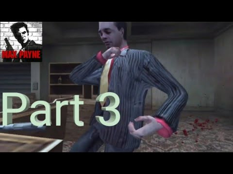 Max Payne Mobile - Walkthrough Part 3 - Part 1, Chapter 3: Playing it Bogart (Android) - 동영상