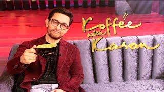 Koffee With Karan Season 6 -  Aamir Khan
