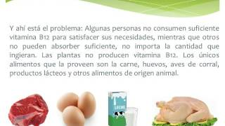 Vitamina alfileres y agujas b12 de deficiencia