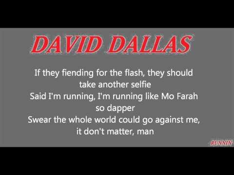 David Dallas - Runnin' (Lyrics)