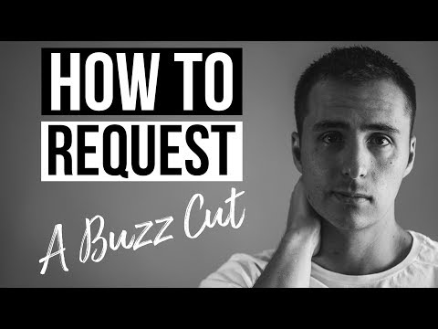 How To Request And Style A Buzz Cut (Men's Haircut)