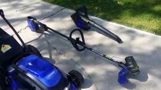 Kobalt Cordless 40v Yard Tools Review