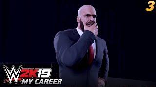 WWE 2K19 MY CAREER | #03 - INWAZJA NXT!