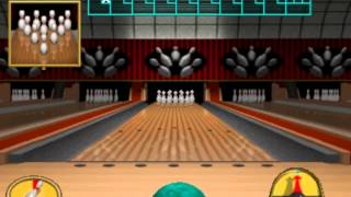 World Class Bowling (v1.66) (MAME) 300 Game Perfect - Vizzed.com GamePlay
