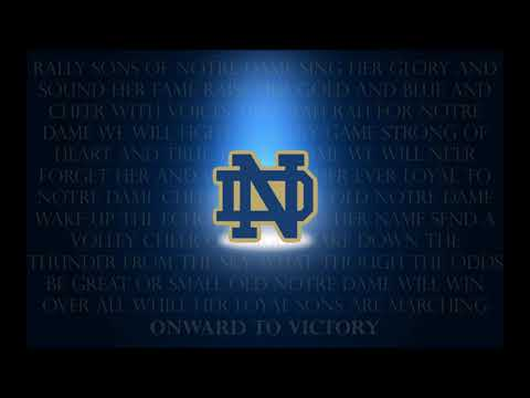 Notre Dame Victory March [EXTENDED 1 HOUR VERSION]