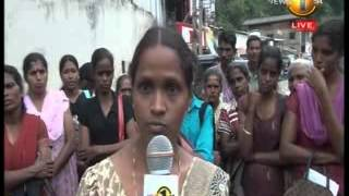 8PM Newsfirst Prime time Shakthi TV news 17th August 2014