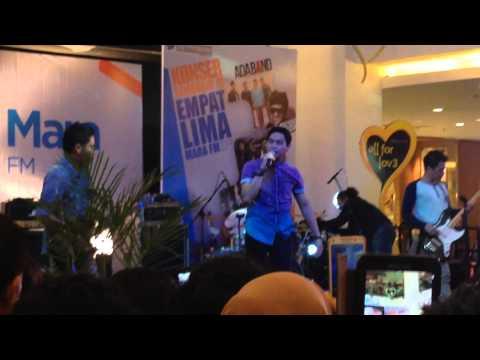 ADA Band - Karena Wanita (Ingin Dimengerti) - Festival Citylink - 18 Oktober 2013