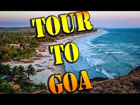 DELHI TO GOA IN A DAY (FULL HD) (TRAVEL)!!!