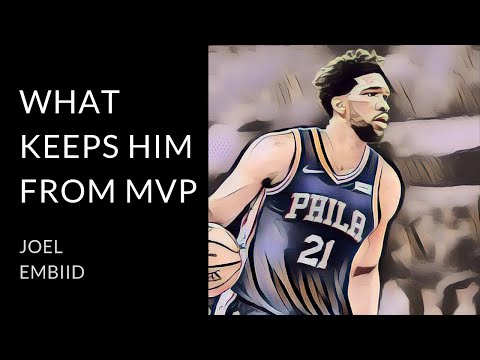 [Thinking Basketball] Joel Embiid | Health, passing and bully ball (2019)