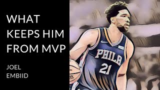 Joel Embiid | Health, passing & bully ball (2019)