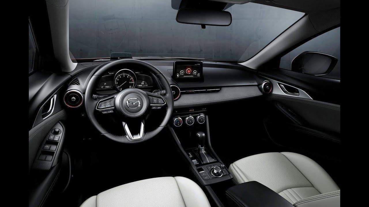 New Mazda Cx 3 Concept 2019 2020 Review Photos Exhibition