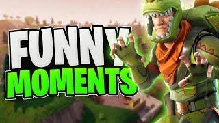 FORTNITE - FUNNY MOMENTS #3