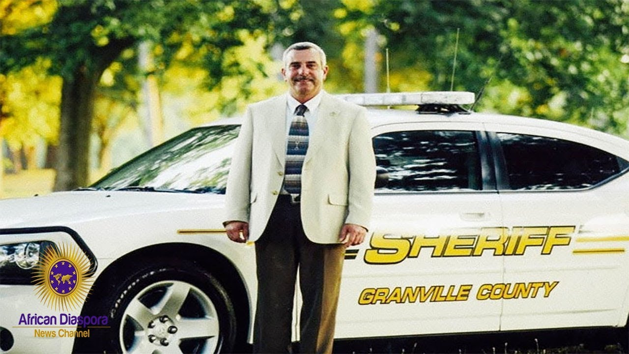 Granville Co. Sheriff Indicted For Trying To Arrange Hit On Deputy For Fear Of Exposing His Racism