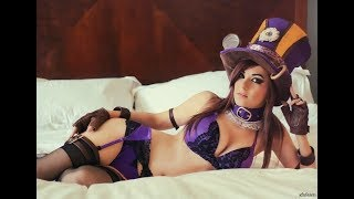 Cosplay league of legends sexy