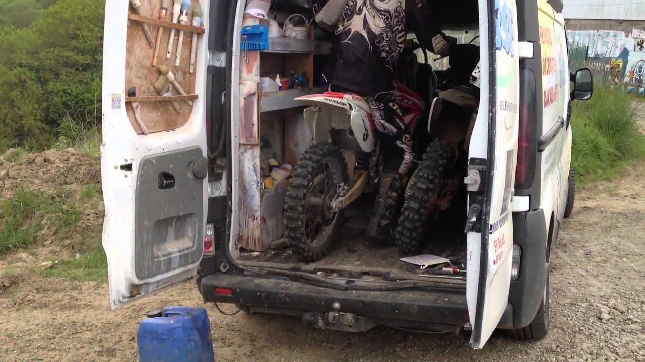Comment ranger sa moto dans le camion youtube - Comment ranger son aspirateur ...