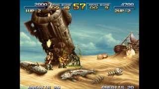 METAL SLUG 3 (Steam Ver.) Gameplay Movie