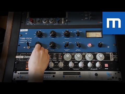 Mixing 808s on Analog Gear - ModernSamples