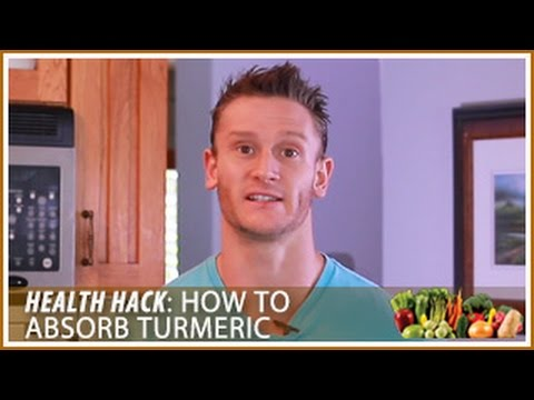 How to Absorb Turmeric & Increase its Benefits: Health HackThomas DeLauer