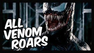All of Venom's Roars/Screams | Spider-Man 3