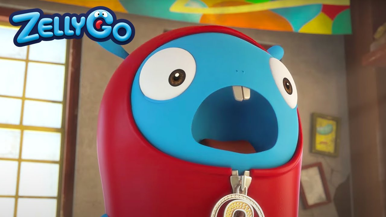 ZellyGo - Broken Friendship | Funny Cartoons for Children