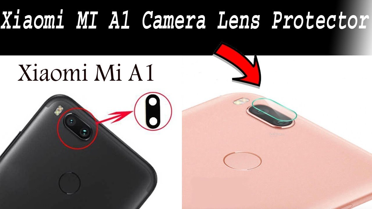 timeless design 05ea2 4edae Xiaomi MI A1 Camera Lens Protector Xiaomi MI Redmi Note 5 Pro Camera Lens  Glass