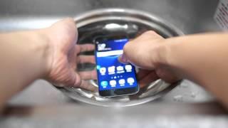 갤럭시s7 방수 테스트 후기 galaxy s7 waterproof review
