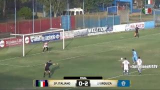 Sportivo Italiano vs Justo José de Urquiza full match