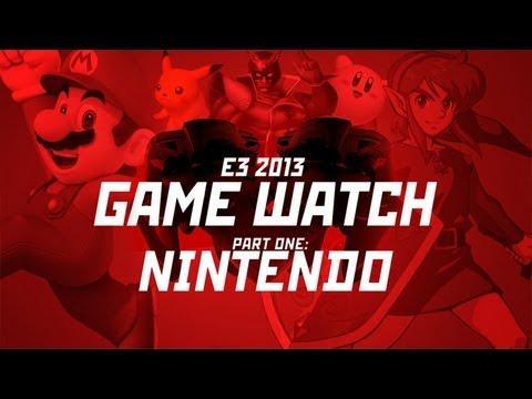 The Biggest Nintendo Games of E3 2013
