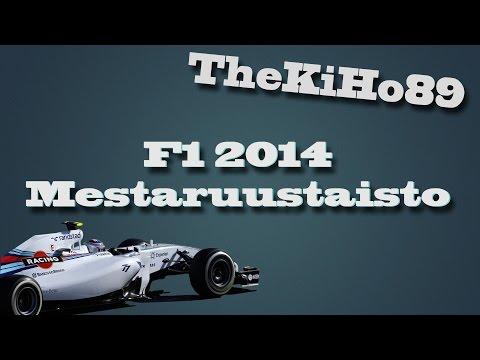 """F1 2014: Mestaruustaisto """"Australia"""""""