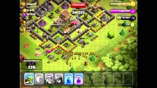 Clash of Clans: Max Army Camps with Goblins