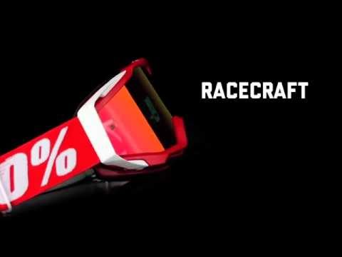 Ride 100 Percent: Motocross & Enduro Brille Racecraft