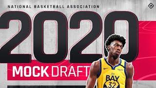 NBA Mock Draft 2020 (Simulation 11.0)
