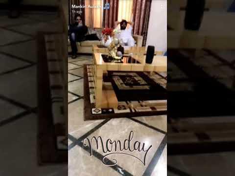Mankirt aulakh   Snapchat diaries   punjabi nawa song 2017