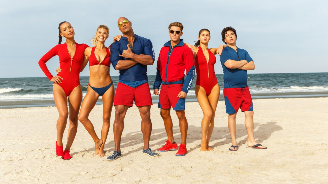 Baywatch without mitch buchannon part 2
