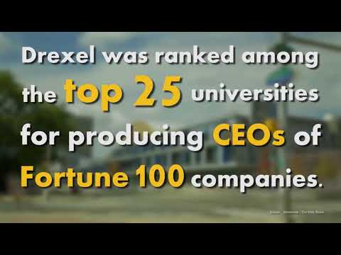 Drexel University Online by the Numbers :15