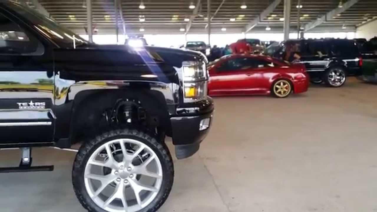 Phatboy Racing Truck S Silverado Ltz On 26 Youtube