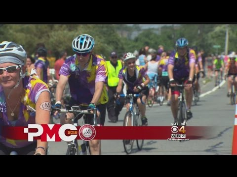 Rider Motivated By Cancer Battle, Father's Death Prepares For 5th PMC