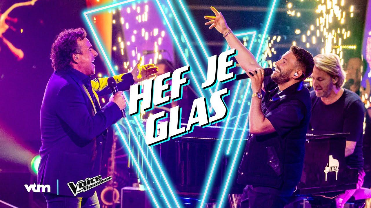 Borsato, Rolf Sanchez & John Ewbank - 'Hef Je Glas' | Finale | The Voice van Vlaanderen | VTM